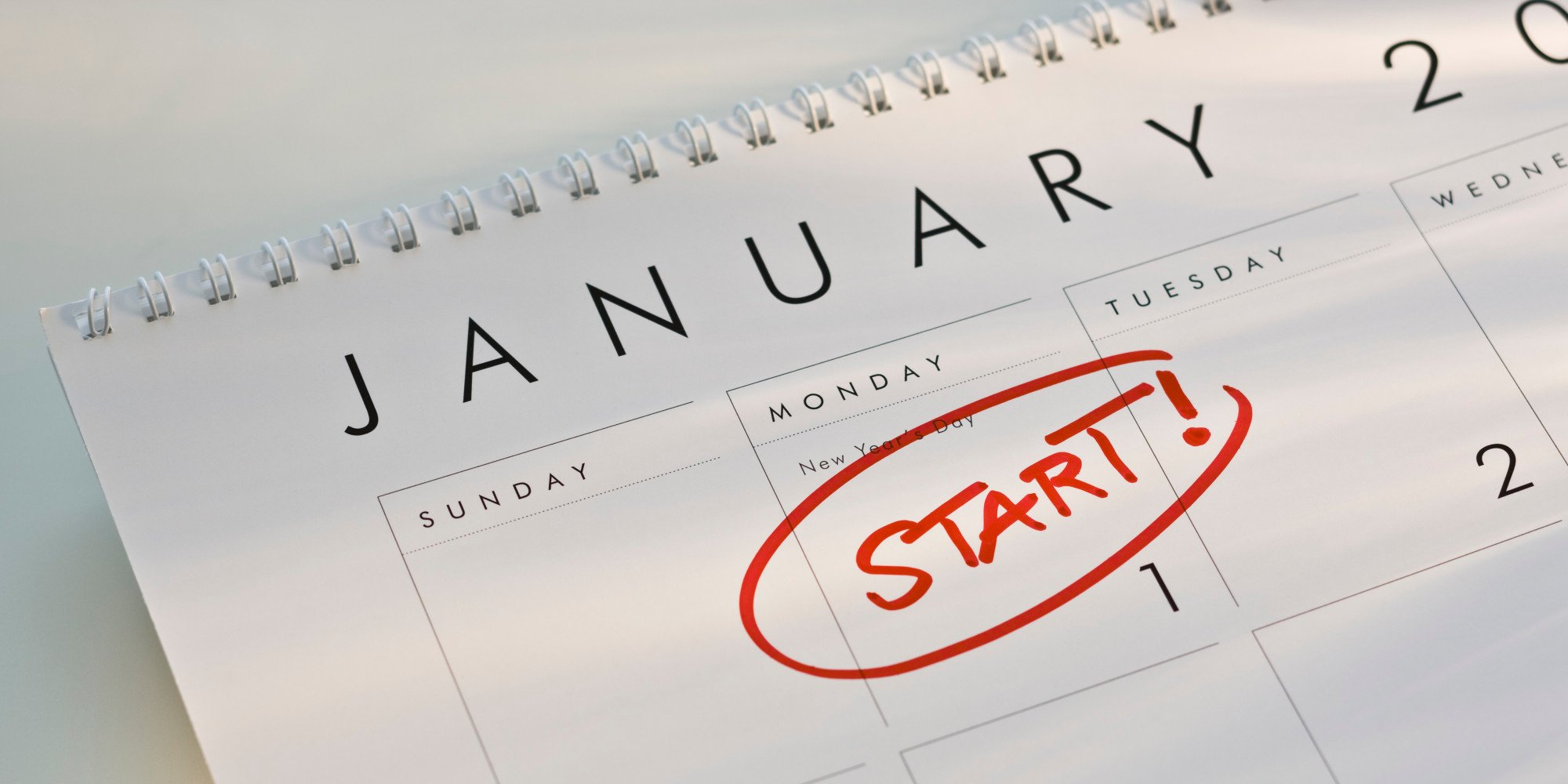 Create New Years resolutions that last
